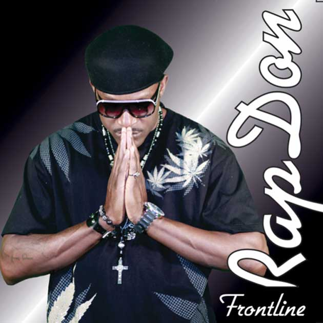 The RapDon - Frontline Album Cover